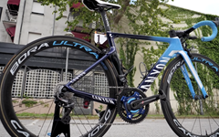 Canyon Aeroad CF SLX | Team Movistar Pro Bike