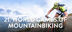 World Games of Mountainbiking se blíží
