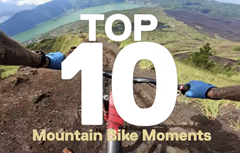 GoPro: Top 10 Mountain Bike