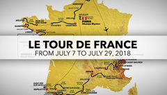 Tour de France 2018 - Official Teaser