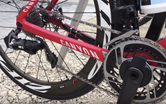 SRAM Red eTap 12 speed